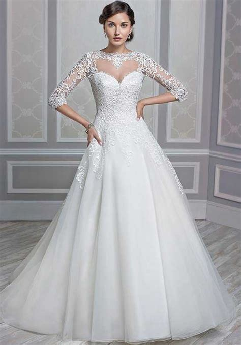A Line Wedding Dresses by A Line Wedding Dresses