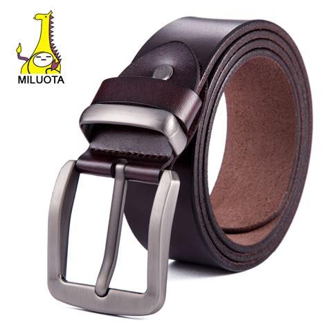 aliexpress buy miluota 2015 fashion mens belts