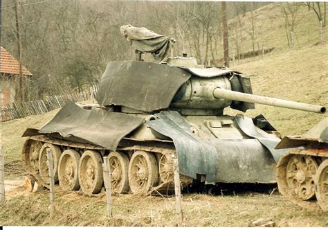 From Russia with Love – Last of the T-34s – History Geek T 34 American