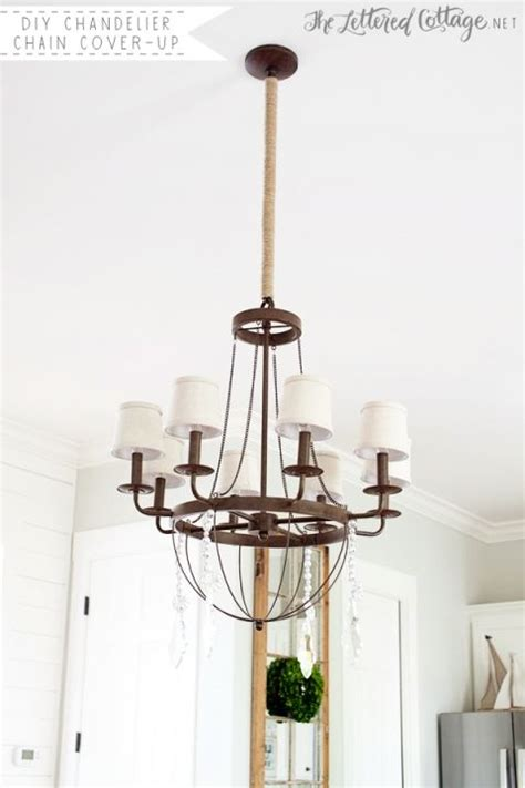 chandelier chain cover 1000 ideas about chandelier chain on
