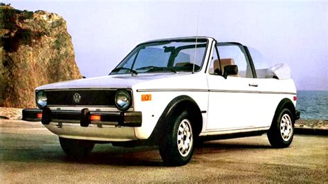 volkswagen rabbit convertible volkswagen rabbit convertible 1980 84 youtube
