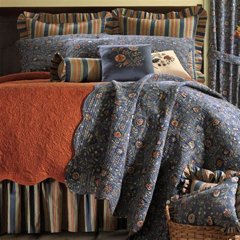 Monticello Bedroom Set country cottage bedding cottage bed sets comforters