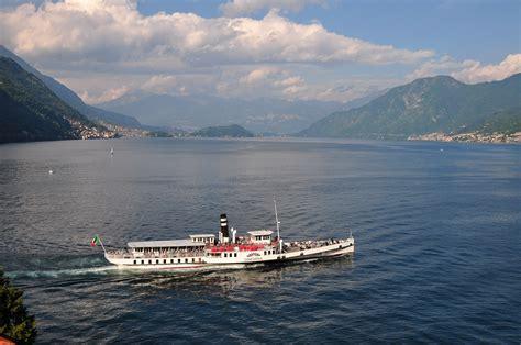 boat tour of lake como boat tour to discover lake como