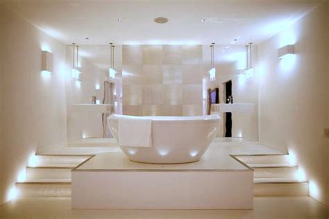 Contemporary Bathroom Chandeliers Modern Bathroom And Vanity Lighting Solutions