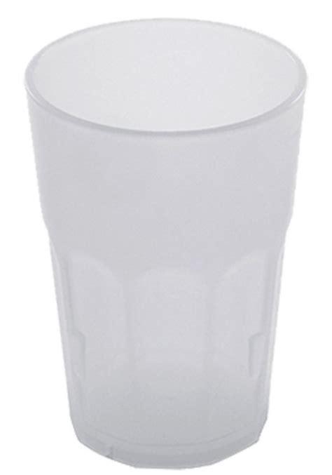 bicchieri polipropilene bicchiere rock juice polipropilene bianco latte