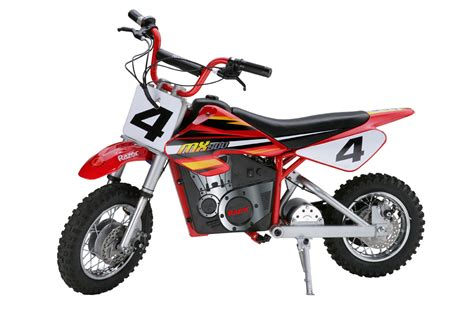 electric motocross bike razor mx500 dirt rocket electric motocross bike bikes