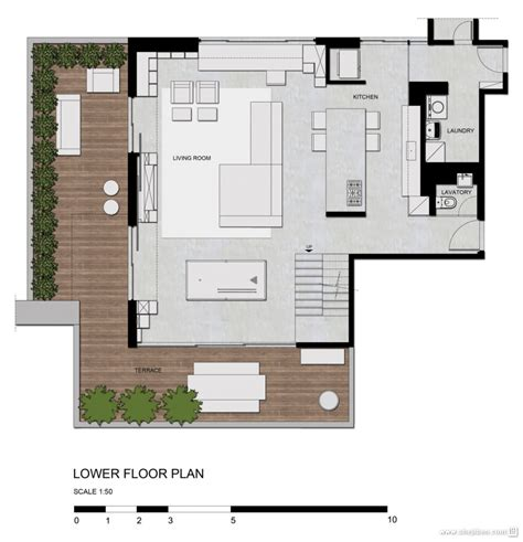 Studio Apartment Floor Plans Furniture Layout 1