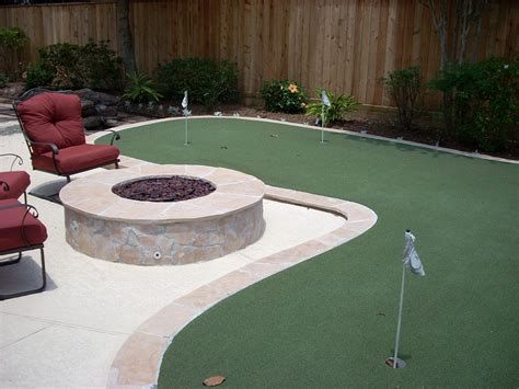backyard miniature golf backyard mini golf design and ideas of house gogo papa