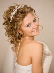 partial updos for medium length hair messy bridal partial updo
