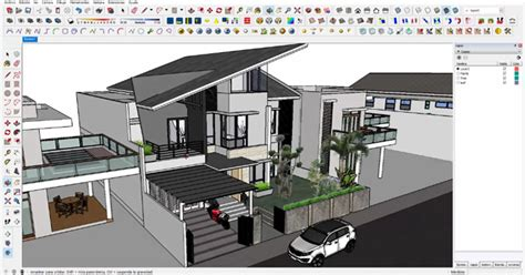 Floor Plan Of House by Sketchup Tutorial Sketchup Video Tutorials Sketchup