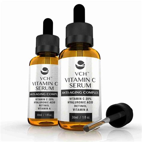 Serum Vit C Spray vch skin serum anti aging skin care with vitamin c