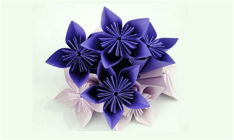 Beautiful Origami Paper - origami how to make an easy beautiful origami paper bow