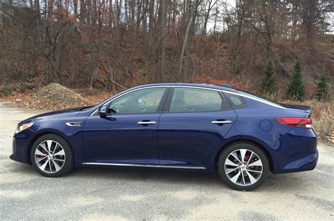 2016 kia optima review review 2016 kia optima has less power but a better