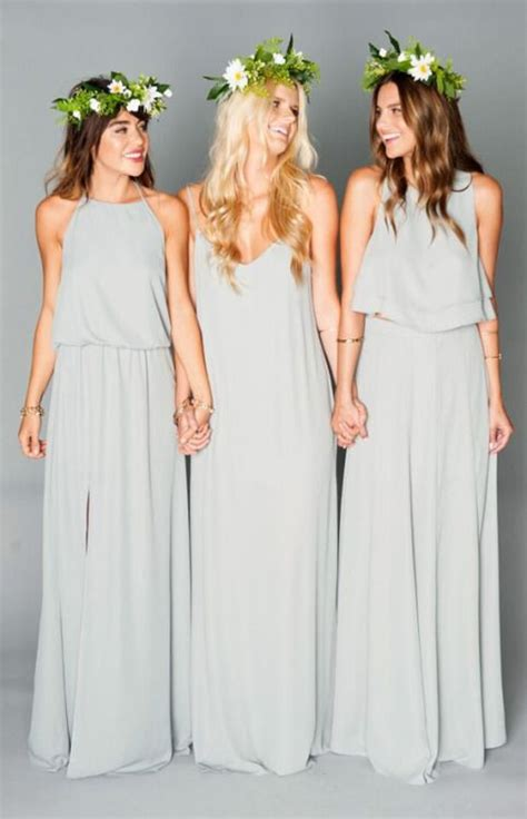 5 Blue Green And Everything Fab In Between by 25 Best Ideas About Bridesmaid Dresses On