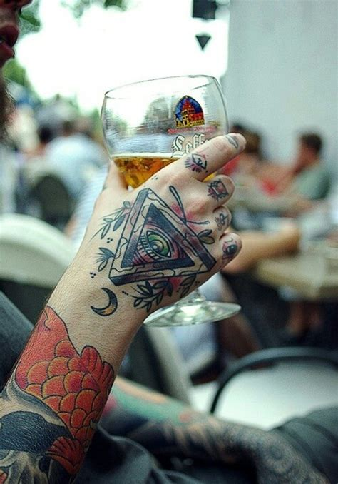 creative hand tattoo designs in vogue 29