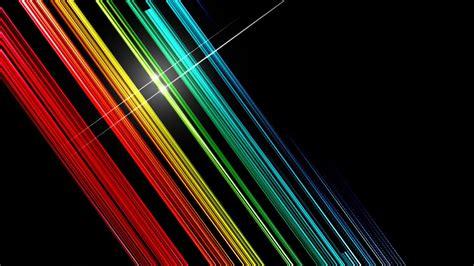 Rainbow Lines Top rainbow lines wallpaper 432597