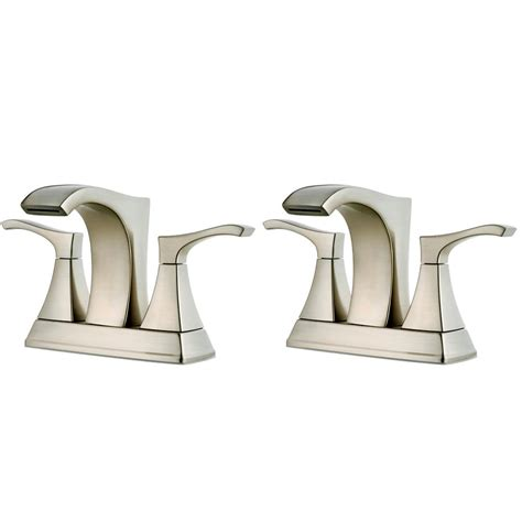 moen darcy bathroom faucet moen darcy 4 in centerset 2 handle bathroom faucet in
