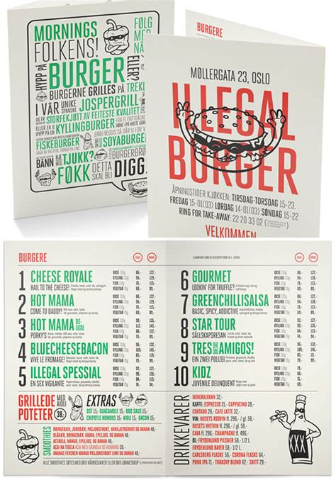 restaurant menu layout inspiration 25 inspiring restaurant menu designs design swan