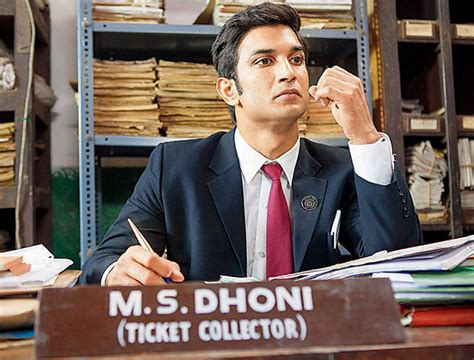 dhoni biography film ms dhoni the untold story to be dubbed in marathi