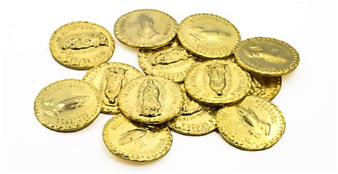 wedding arras 13 gold arras coins, arras tokens, mary