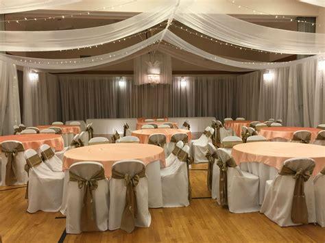 Lds Wedding Anniversary Ideas by And Gold Reception Lds Arizona Anniversary Ideas