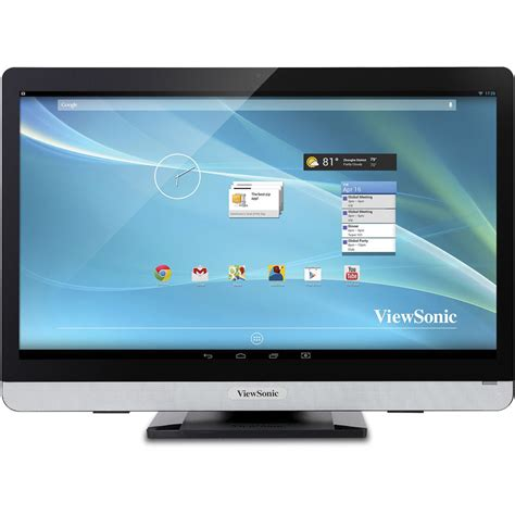 android all in one viewsonic vsd231 all in one android smart vsd231 bka us0 b h