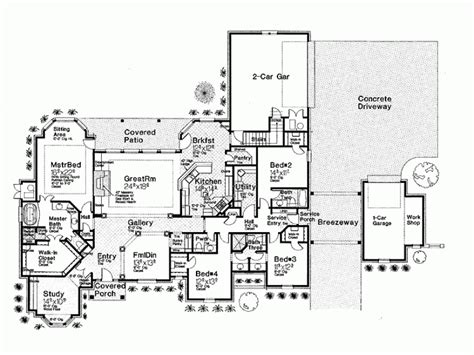 single floor country house plans eplans french country house plan luxury living on a