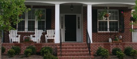 front porch how to decorate brick front porches paver front porch brick porches front porch