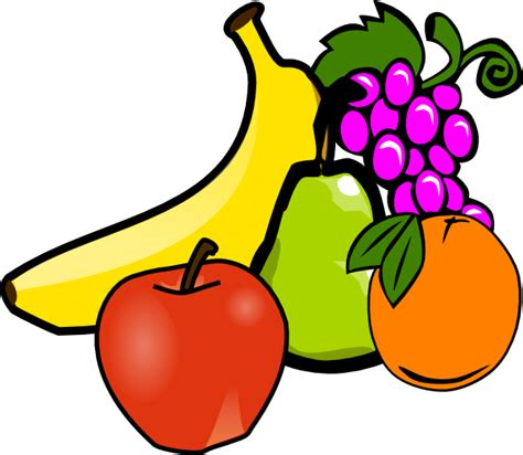 b q fruit allinallwalls fruit clipart mango clipart strawberry