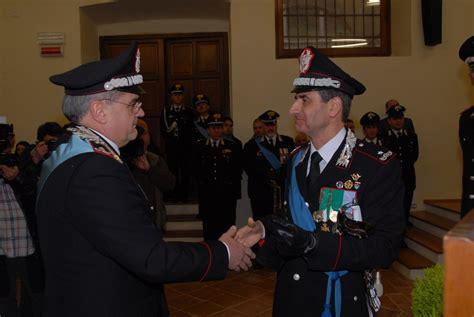 generali perugia cronaca eugubina legione carabinieri umbria il nuovo