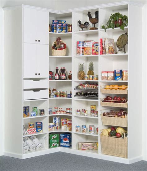 Pantry Closet Organization Systems by Pantry Traditional Kitchen Chicago By Closet