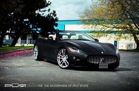 maserati granturismo sport custom maserati grancabrio sport on pur wheels autoevolution