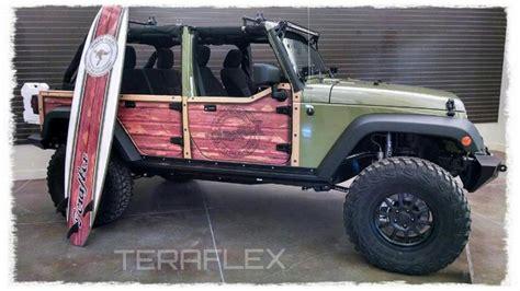 jeep wrangler unlimited half doors jeep wrangler unlimited half doors 4 door strike zebra