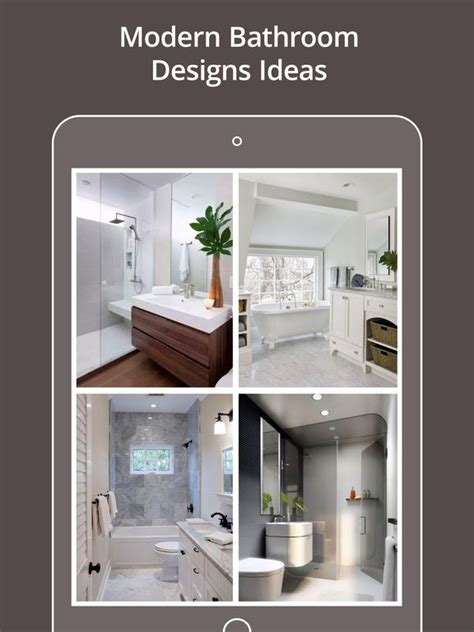 app shopper modern bathroom designs catalogs