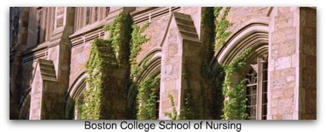 Nursing School Boston - boston college nursing anesthesia program