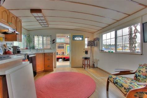 house boats wa 360 sq ft houseboat in seattle wa