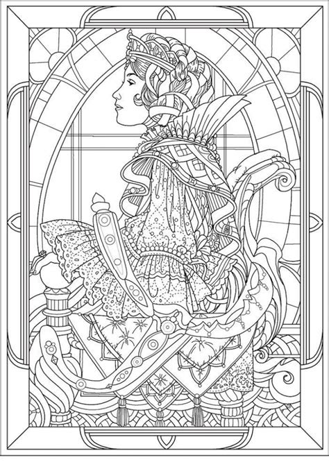 printable art deco get this free art deco patterns coloring pages for adults