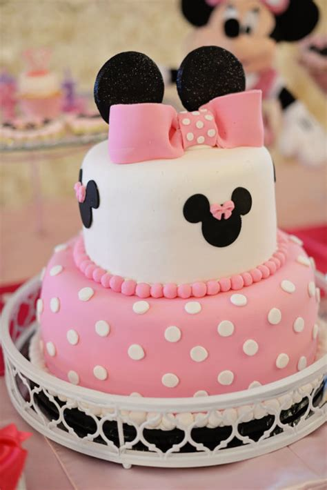 minnie mouse cake ideas birthday ideas minnie mouse birthday ideas