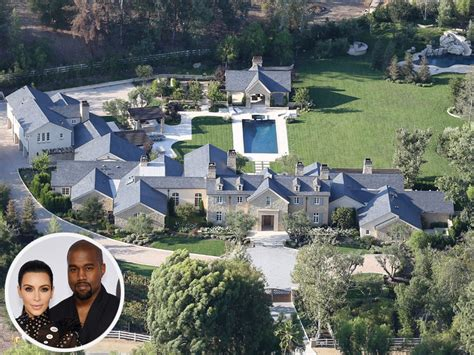 kanye west and kim kardashian house kim kardashian and kanye west are sparing no expense on their new home people com