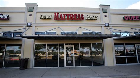 Mattress Stores San Antonio by Mattress Store Factory Mattress Location At 17700 Us 281