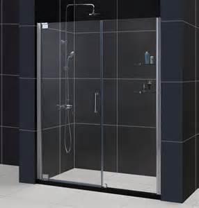 Glass Pivot Shower Doors » Home Design 2017