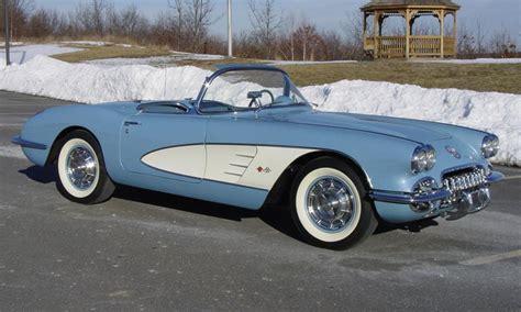 chevy corvette 1960 1960 chevrolet corvette convertible 39940