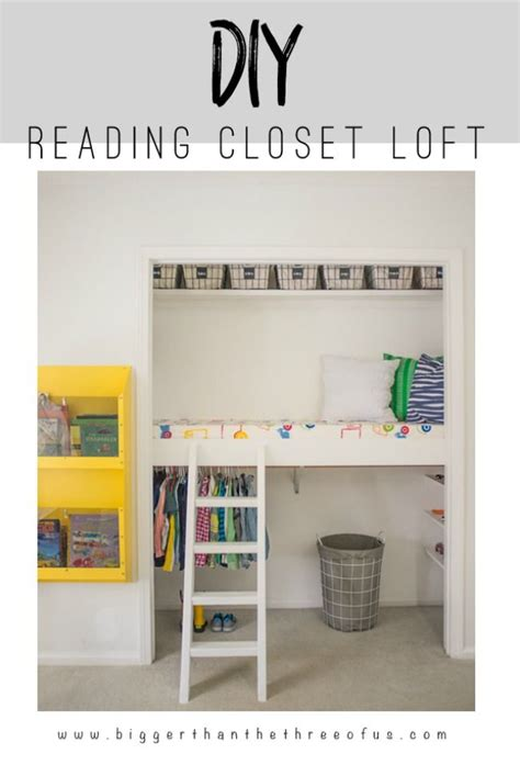 25 best ideas about closet book nooks on