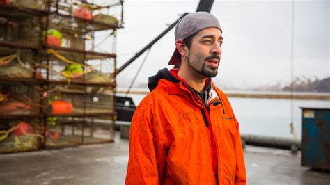 captain josh harris deadliest catch discovery deadliest catch is back on the bering sea for season 14