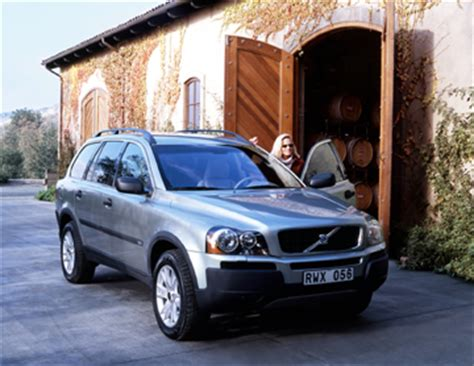 2003 volvo xc90 t6 awd review