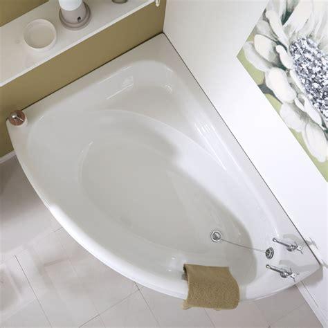 vasca da bagno angolare vasca da bagno 150x102cm in acrilico versione angolare
