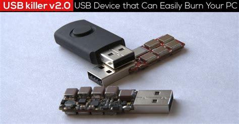 Usb Killer usb killer v2 0 usb device that can easily burn