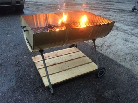 pit 55 gallon drum 17 best ideas about cheap charcoal grill on