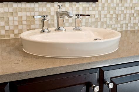 Bathroom Countertops Options Options For Bathroom Countertops Tile For Bathroom