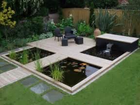 Backyard Bassin Wie Sie Einen Pflegeleichten Gartenteich Selber Bauen In 7